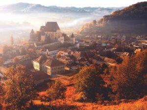 Легенды Трансильвании: Румыния и Венгрия
