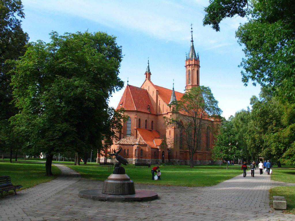 Вильнюс — Друскининкай — Варшава