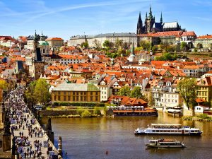 Crazy Prague!