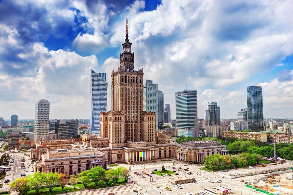 Варшава — автобусный тур