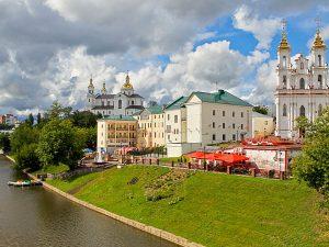 Витебск — обзорная экскурсия по городу