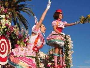 Тур по Европе и карнавал в Сан-Ремо
