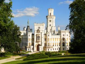 Автобусный тур в Чехию + замки
