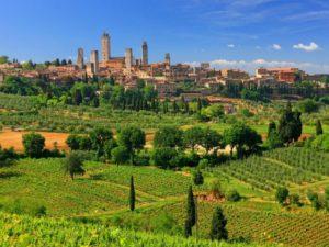 Итальянская Тоскана