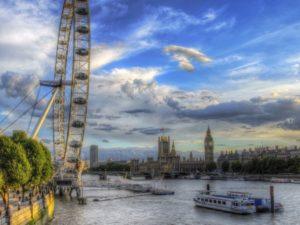 Тур в Лондон эконом