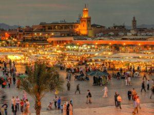 Экскурсионный тур в Марокко (авиа)