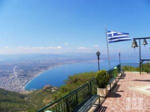 Мифы Древней Греции + отдых на Пелопоннесе