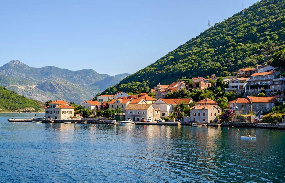 Итальянский вояж + отдых в Черногории