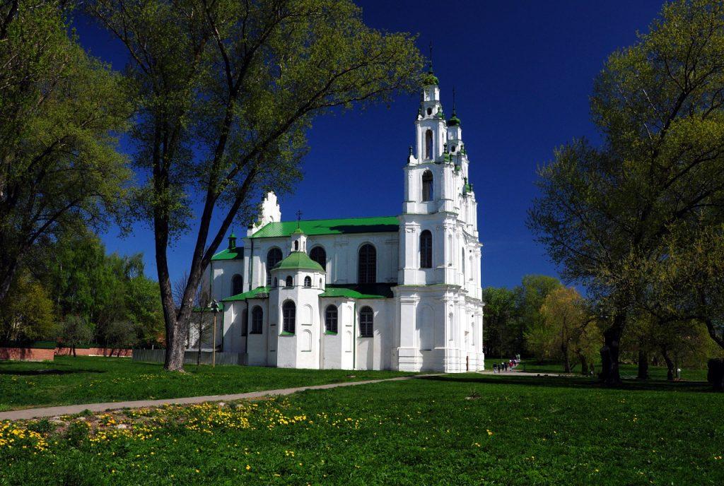 Полоцк — обзорная экскурсия по городу