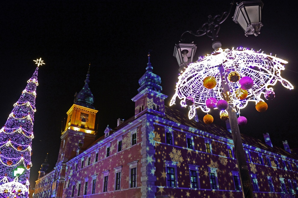 Новый Год в Варшаве