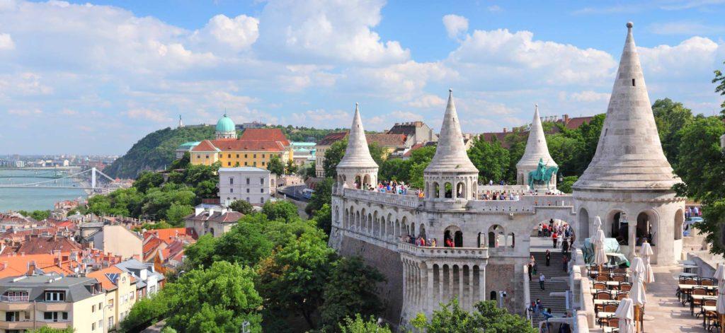 Дунайские жемчужины