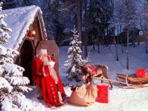 Автобусный тур В гости к Санта-Клаусу
