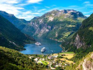 Вся Скандинавия + фьорды