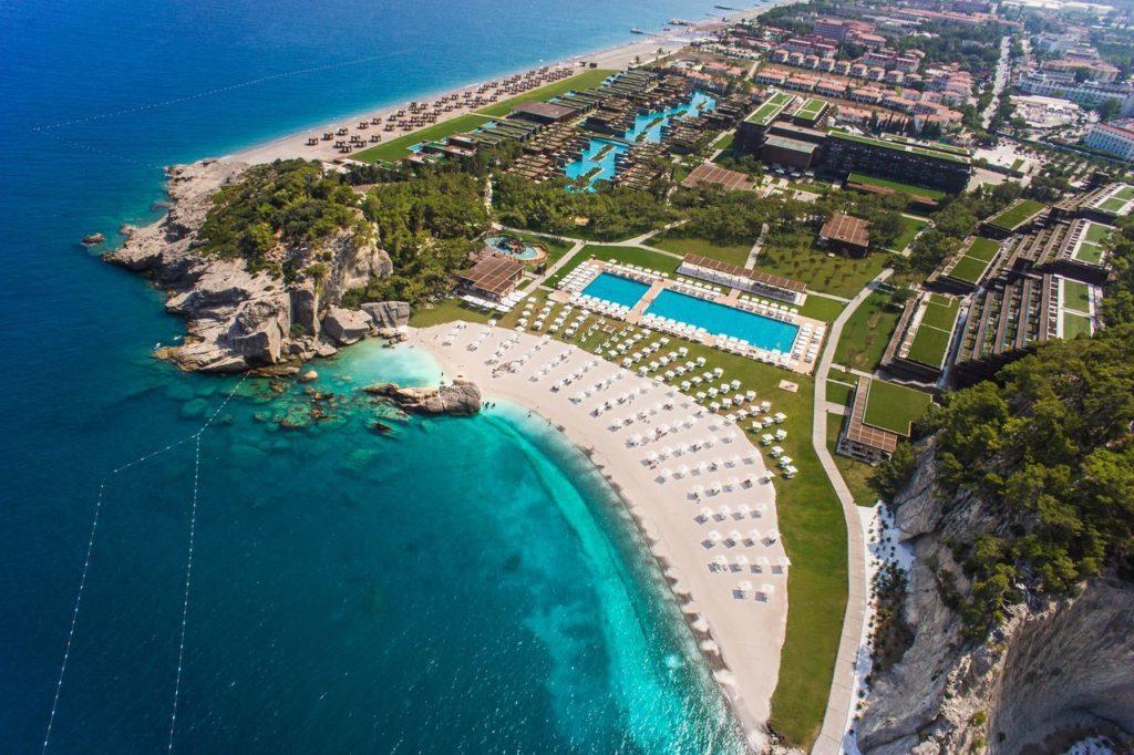 Отдых в Кемере: незабываемое приключение на курорте Турции