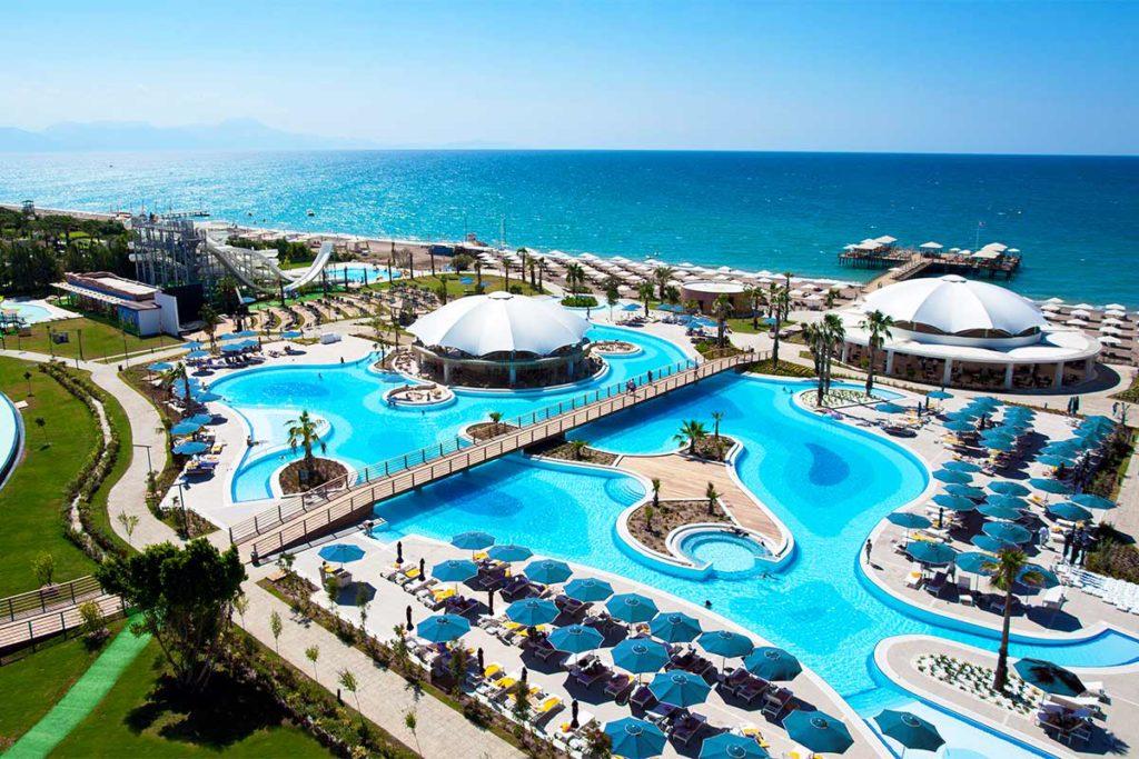 Лучшие курорты Турции и их отели