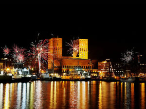 Новый Год в Осло