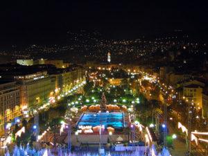 Новый Год в Ницце